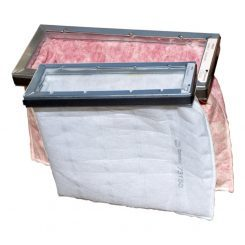 Filtersett Swegon Flexit Systemair Ventistål HABI Filterbytte Filter Ventilasjonsfilter